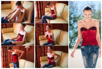 """138-Bustier-FDL Images tagged """"moda"""""""