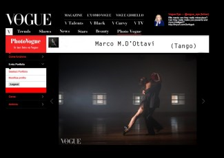 "vogue Images tagged ""dancers"""
