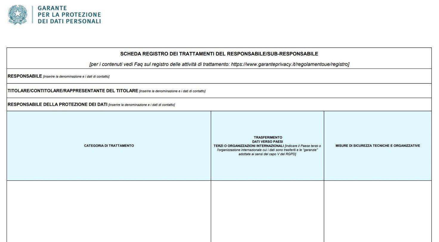registro-trattamenti-responsabile-modello-garante