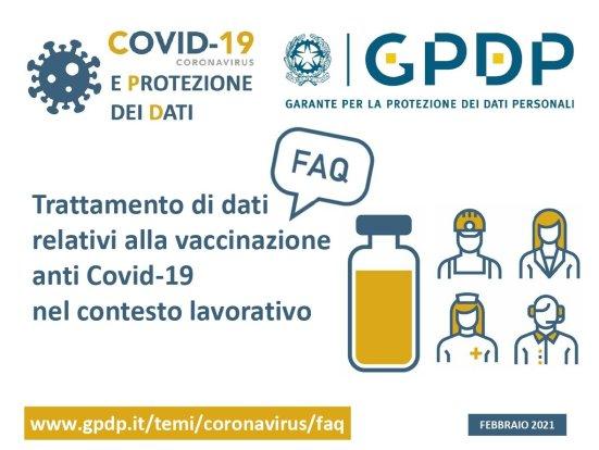 garante-privacy-faq-vaccino-anticovid-lavoro-pdf-febbraio-2021