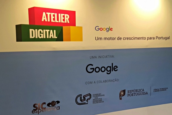 Atelier Digital Google Portugal