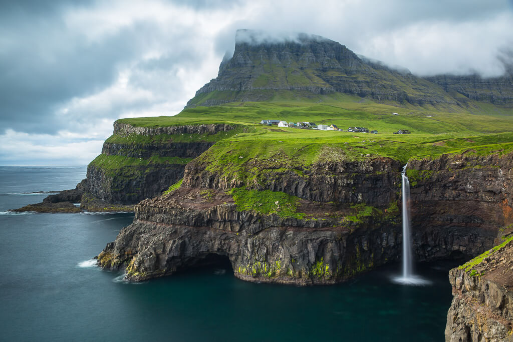 Gásadalur, Vagar Islands, Faroe Islands, Faroe Islands Photo tour, Faroe Islands workshop, Faroe Islands Landscape, Marco Grassi, Marco Grassi Photography,