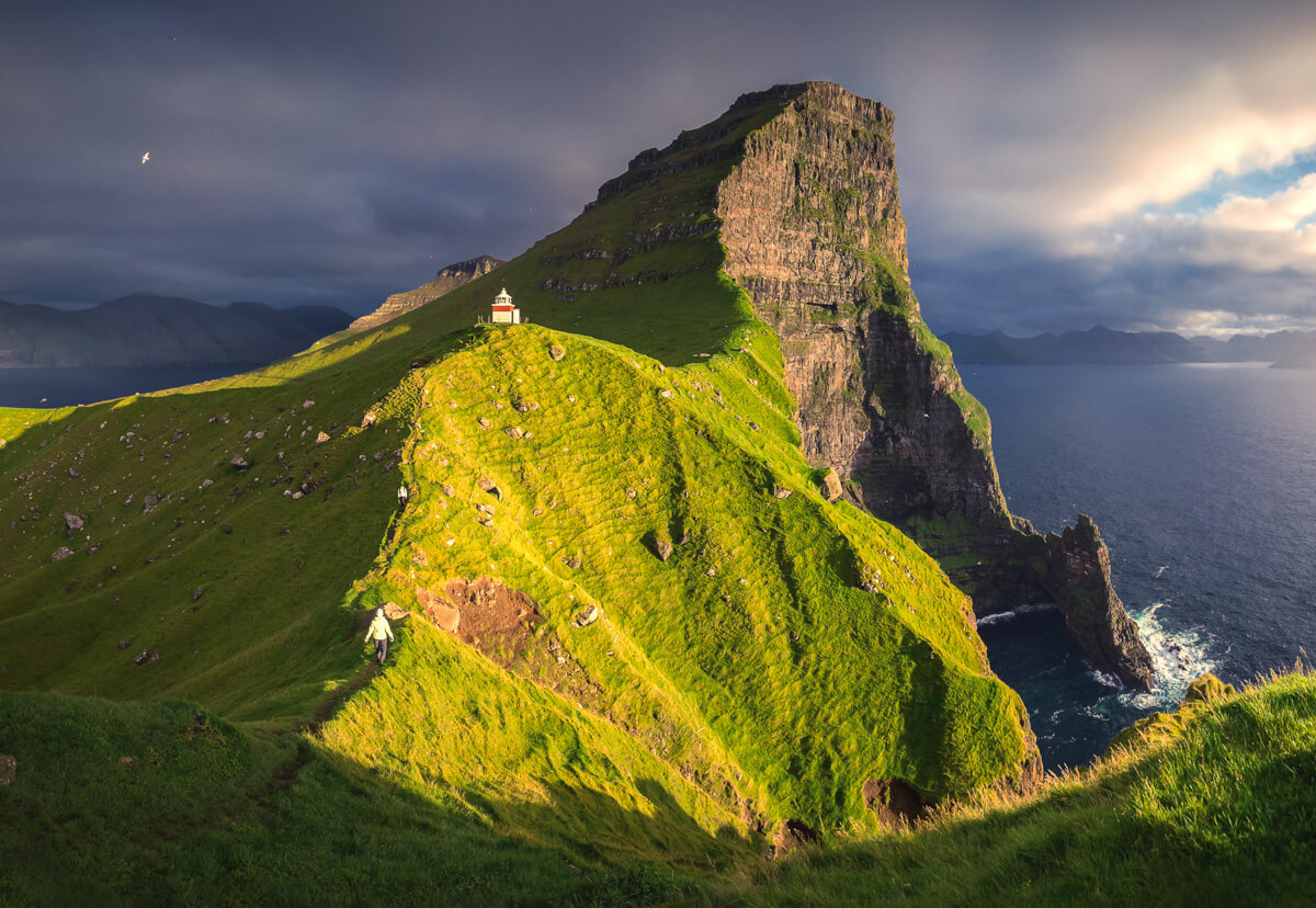 Faroe Islands Photo Tour, Faroe Islands Photography Workshop, Marco Grassi Photography, Kalsoy, Kallur Lighthouse