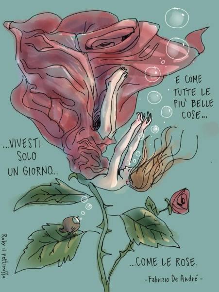 Roby il Pettirosso - Fabrizio De Andrè
