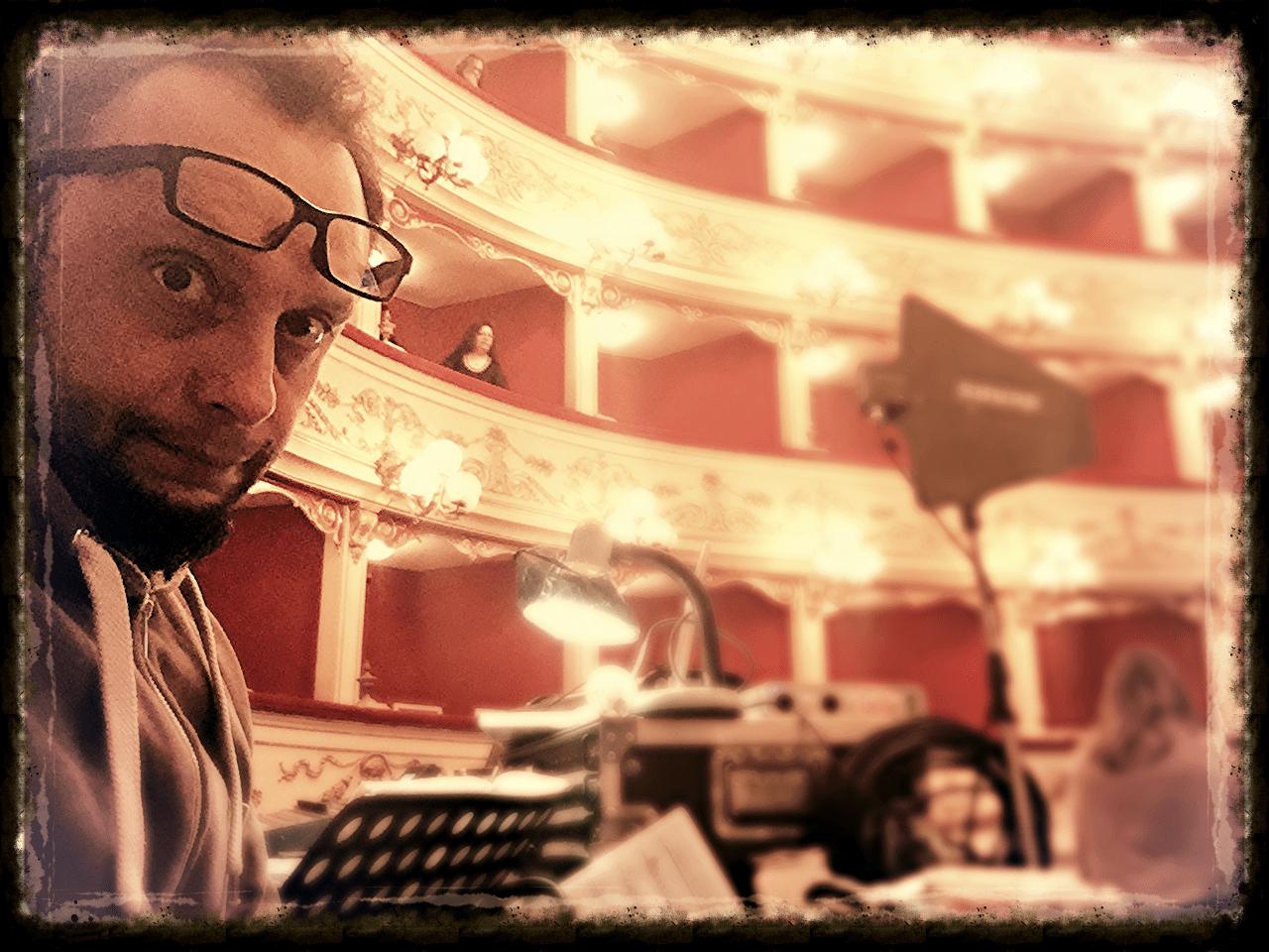 Marco Laudando Lighting Designer, Disegnatore Luci Freelance di Roma