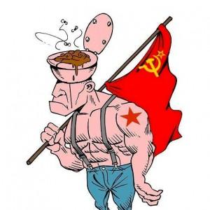 Risultati immagini per comunismo merda