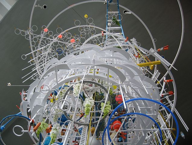 Some Cool Hanging Sculptures Kinetic Custom Mobiles Etc