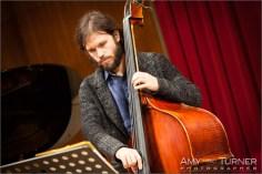 Recording Nordik at Fazioli Concert Hall in November 2013