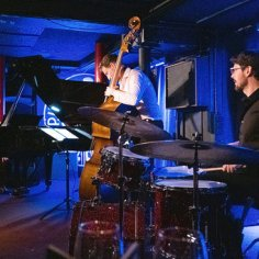 Marco Marconi Trio live at Pizza Express