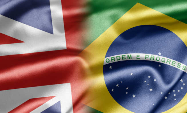 Brasil e Reino Unido ampliam diálogo para impulsionar comércio bilateral de serviços