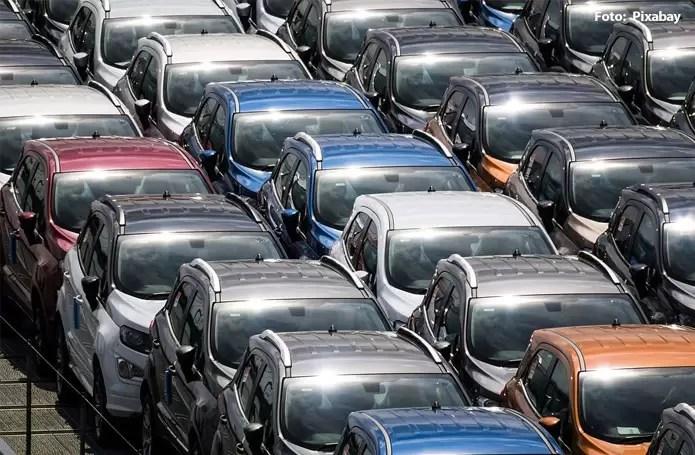 Indústria automobilística acumula queda de 35,6% nas exportações de janeiro a setembro, diz Anfavea