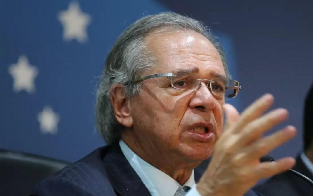 Guedes diz que abertura da economia será gradual