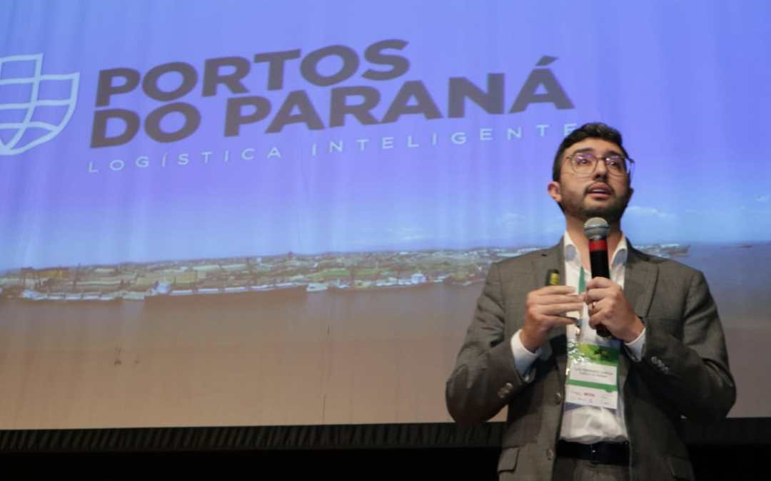 Importação de fertilizantes pelos portos do Paraná é destaque em simpósio