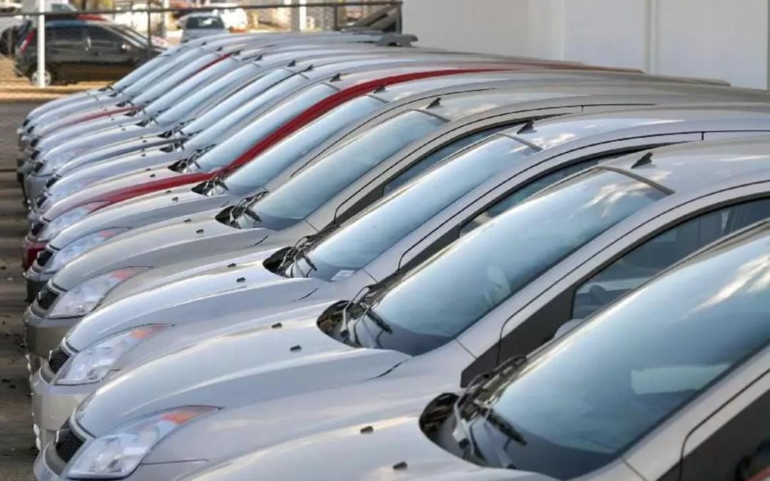 Anfavea estima aumento de 9,4% na venda de veículos novos este ano