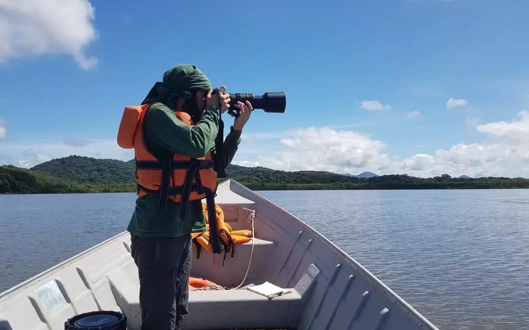 Portos do Paraná mantêm cuidado com o Meio Ambiente