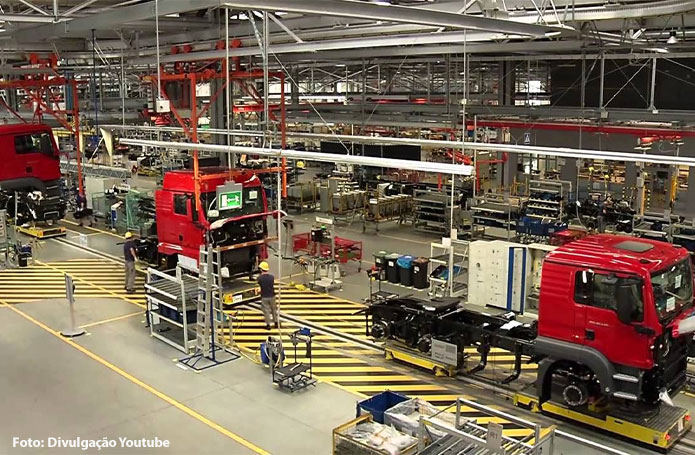 BNDES fornece US$ 11,4 milhões em crédito para exportação de caminhões da Scania para o Uruguai