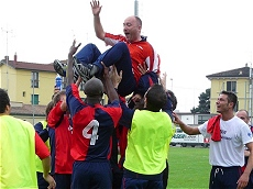 Finale play-off Pro Desenzano-Rezzato (1-0)