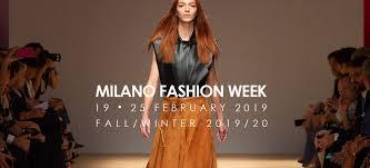 Milano, capitale della moda: la Milan Fashion Week 2019