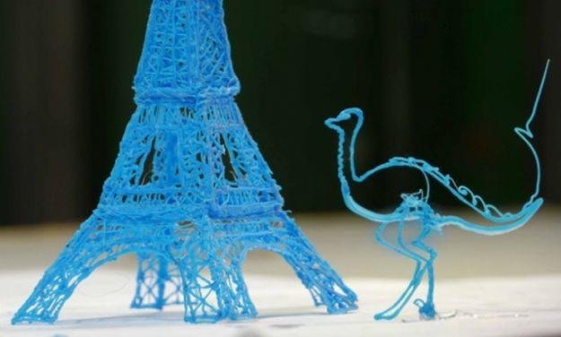 Un mondo in 3D: La stampa del futuro