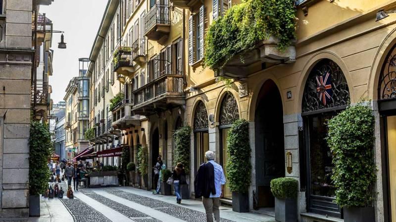 Milano da scoprire: Brera