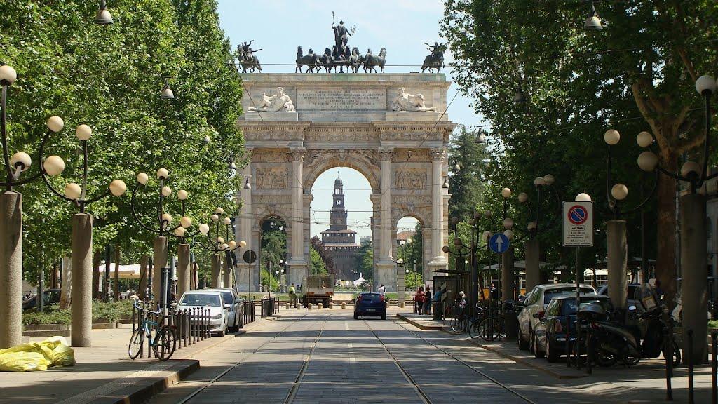 Milano da scoprire: Ecco la zona Sempione