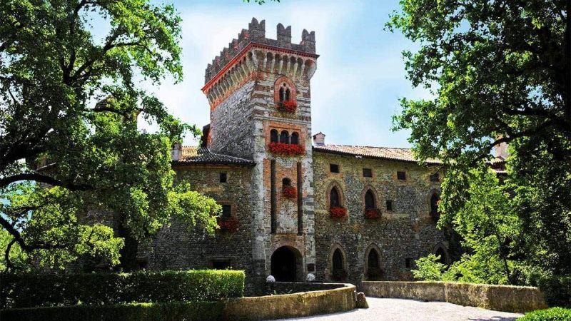 Non una semplice location: il Castello di Marne