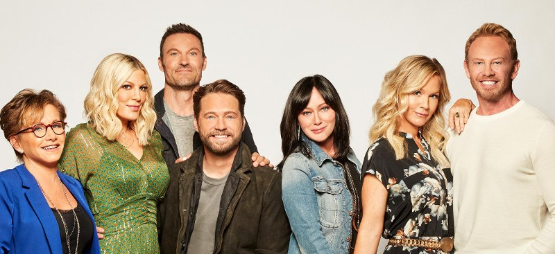 Le serie tv: Beverly Hills 90210