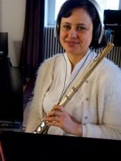 Isabell Weymann, flute