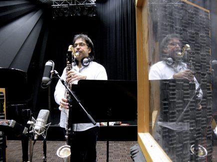 CheRoba recording at RSI Lugano