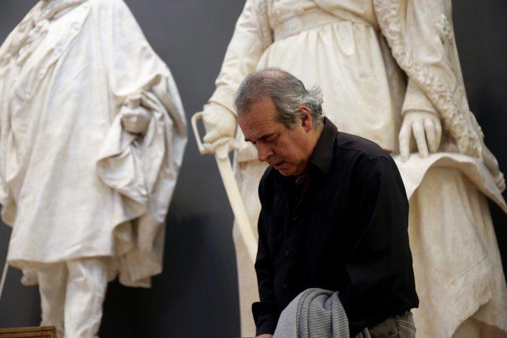 Marco Santilli CheRoba at Museo Vincenzo Vela