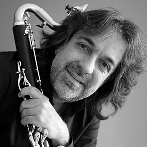 Marco Santilli clarinetist/composer