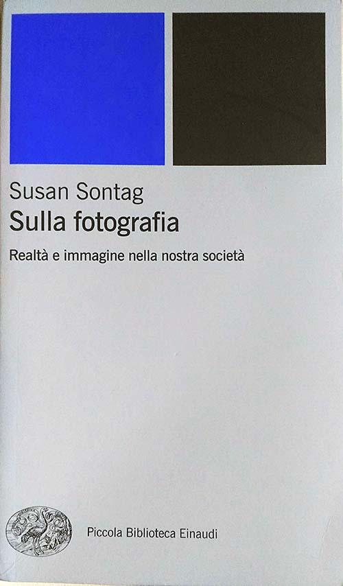 sulla fotografia, Susan Sontag