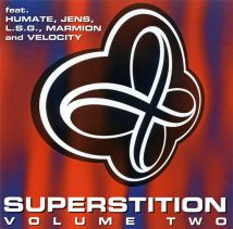 CD - Superstition Volume Two - 1994 - Vorderseite