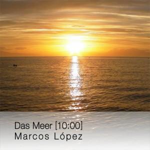 Cover - Das Meer © Marcos Lopez