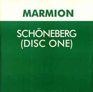 Die erste von zwei Schoeneberg Maxi-Singles des englischen Labels Hooj Choons