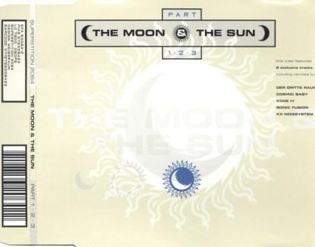 Cover der CD von The Moon & The Sun Part 1, 2 & 3