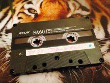 """A-Seite der Kassette """"dt64 Dance Hall 23. FebruA-Seite der Kassette """"dt64 Dance Hall 23. Februar 1991"""""""