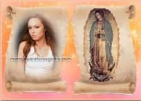Marco de la Virgen de Guadalupe