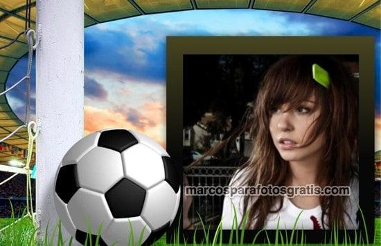 marcos de fotos de futbol