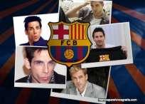 Marco del Barcelona para 5 fotos