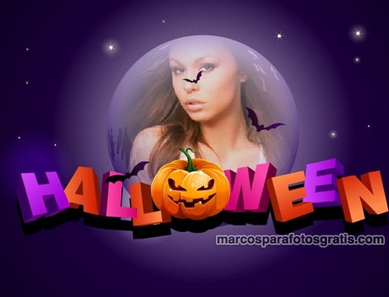 marcos para fotos de halloween