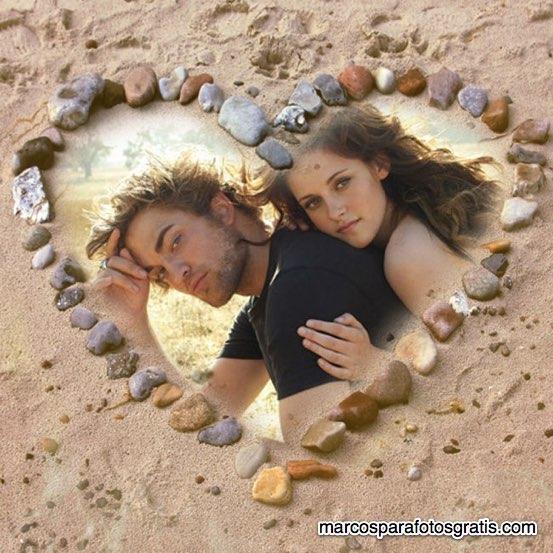 marcos con corazon