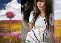 Editar foto con un Marco de Paisaje en la montaña