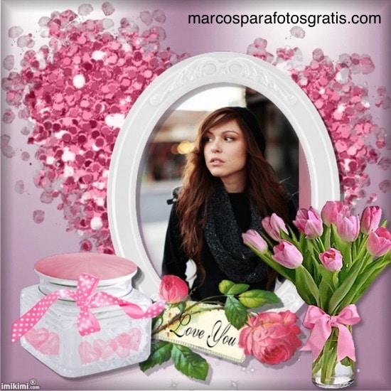 marcos_para_fotos_con_espejo_y_flores