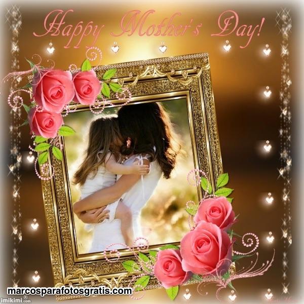 marcos de fotos dia de la madre