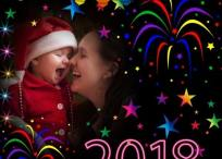 Marcos de año nuevo 2018