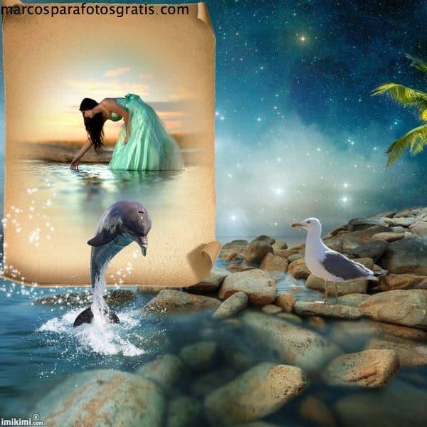 fotomontajes de naturaleza