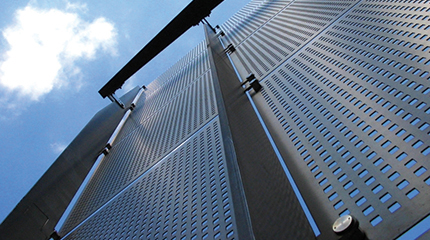 Square Hole Perforated Metal  Perforated Metal Suppliers Fabrication