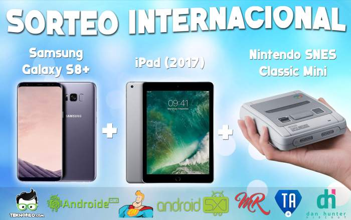 triple sorteo internacional