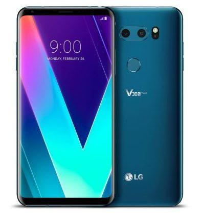 El LG V30S ThinQ